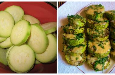 Особливі кабачки з начинкою — улюблена страва до літнього столу