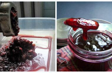 Повидло з вишні без кісточок — неймовірно смачне і просте в приготуванні.