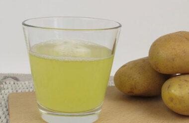 Картопляний сік — і ваше волосся здорове та блискуче. Чудові рецепти.