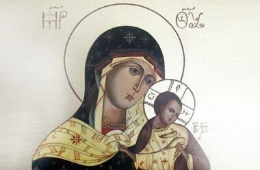 Молитва до образу Коневської Божої Матері, яку читають 23 липня, та просять допомоги