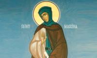 19 липня — преподобної Макрини. Їй моляться про здоров'я, благополуччя і щасливе сімейне життя