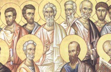 Особлива молитва до 12 апостолів, яка має валику силу, її читають саме 13 липня