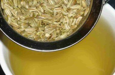 Чай з насіння кропу, щоб привести у норму нирки, та понизити артеріальний тиск.