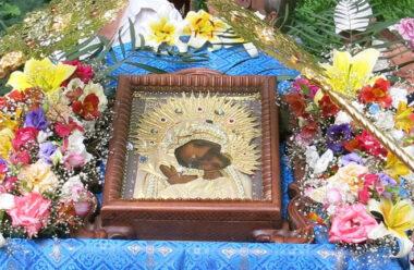 Молитва до Горбанівської ікона Божої Матері. Вона зцілює від душевних та тілесних недуг