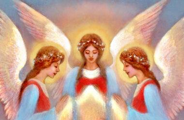 Найсильніша молитва-оберіг «Трьом Ангелам», що вбереже від неприємностей та проблем.