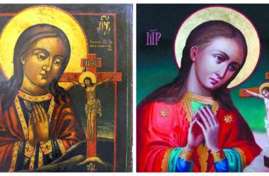 Чудодійна молитва перед іконою Охтирської Божої Матері яка творить дива.
