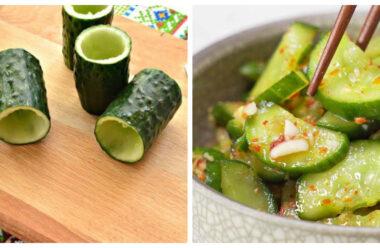 Смачні та оригінальні страви з огірків, які здивують вас і ваших гостей