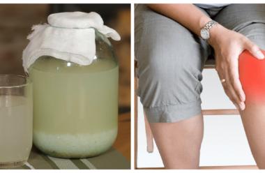 Рисовий квас — чудодійний засіб від остеохондрозу і болю в суглобах.