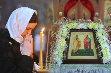 Молитви до святих Петра і Павла, які варто прочитати усім — 12 липня, щоб отримати їхню опіку