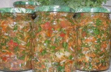 Особлива заправка для супу на зиму — це просто знахідка! Збережіть щоб не загубити.