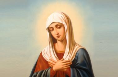 Сьогодні моляться до ікони Божої Матері «Розчулення». Вона допомагає подолати депресію і дарує нові сили.