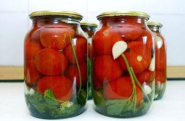 Один з кращих рецептів маринування помідорів на зиму. Так ще робили наші бабусі.