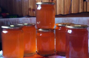 Цей яблучний «Мед» прийдеться до смаку і старим і малим. Спробуйте і точно не пошкодуєте!