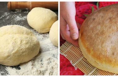 Домашній хліб на молоці з хрусткою скоринкою. Один з кращих рецептів.