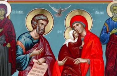 Молитва святим Богоотцям Іоакиму та Анні, як покровителям сім'ї: про мир та злагоду у родинах