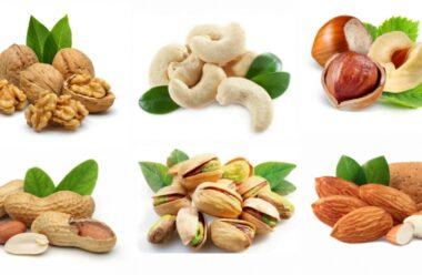 Найкорисніші горіхи, та їх лікувльні властивості. Збережіть собі, щоб не загубити.