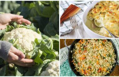 Кращі рецепти для приготування цвітної капусти. Дуже смачно та корисно.