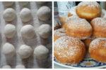Домашні пончики за бабусиним рецептом. Завжди виходять дуже смачні.