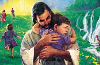 Чудова притча про те, що Бог завжди там де живе любов.