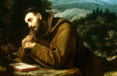 Особлива молитва святого Франциска, яку слід промовляти саме сьогодні