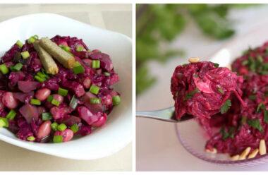 5 найсмачніших і корисних рецептів салатів з буряка, які приведуть в порядок ваше здоров'я