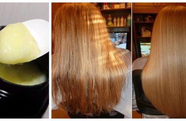 Натуральний спосіб домашнього ламінування волосся. Результат не змусить себе чекати.