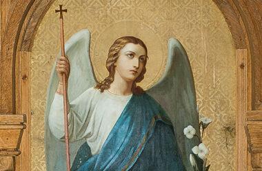 Молитва-захист до Архангела Гавриїла. Її промовляють у вівторок, щоб отримати захист від усього злого