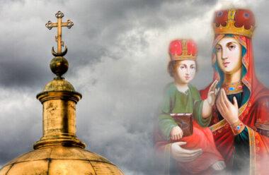 Молитва до Озерянської ікони Божої Матері, яку читають 12 листопада і просять допомоги.
