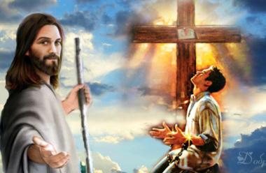 Повчальна притча про те, що важливо не тільки просити прощення гріхів, але і самому себе прощати.