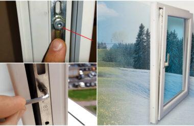 Переведіть свої вікна у зимовий режим, так ви збережете тепло в будинку і продовжите термін служби самих вікон.