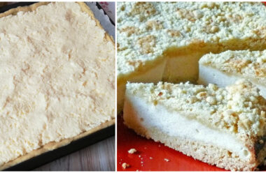 Ніжний та дуже смачний сирний пиріг, готовити його легко і швидко.