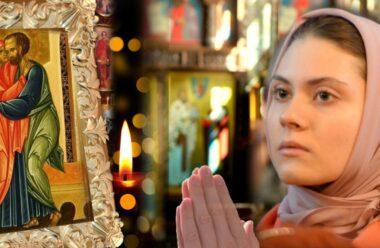 Молитва до святої Анни, яку читають усі жінки 22 грудня та просять допомоги і заступництва.