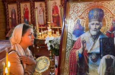 Дві молитва до святого Миколая, щоб отримати здоров'я і захист на цілий рік.