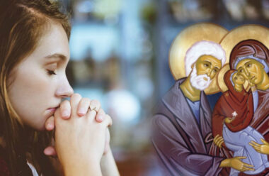 Молитва за мир та порозуміння в родині. Промовляйте її коли сварки та негаразди в сім'ї.