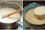 Смачне та корисне домашнє «Згущене молоко». Простий рецепт приготування