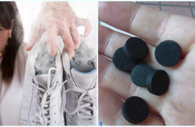 Ефективний засіб, який вбиратиме зайву вологу та неприємні аромати вашого взуття.