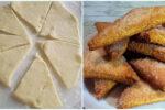 Хрустке та смачне домашнє печиво «Триугольники». Смак з дитинства.