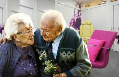 Підемо кохана тебе «Балувати». Історія про літню пару, з якої слід брати приклад.