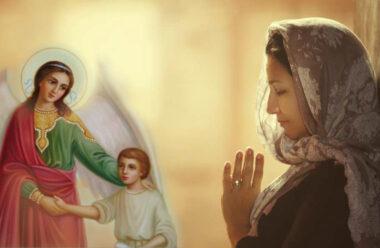 Молитва до Ангела-Хоронителя, щоб захистити своїх дітей від біди.