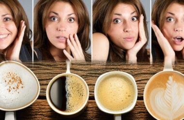 Знаючи яку каву п'є людина, можна дізнатися багато цікавого про неї.