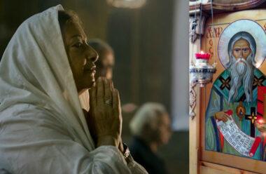 Молитва до Преподобного Афанасія, яку промовляють 31 січня, та просять допомоги.