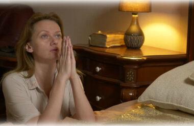 Молитва яку промовляють перед сном до Всевишнього, і дякують за прожитий день.