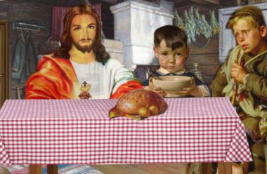 Гарна притча про Різдво та доброго хлопчика, до якого прийшов Ісус.