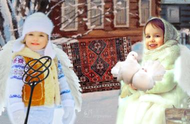 Різдвяна історія: «Янголята». Добро ніколи не губиться