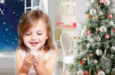 Гарна історія: про Різдвяну зірочку, яка виконує будь-яке бажання. Вам сподобається!
