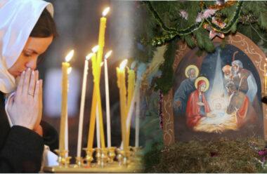Різдвяна молитва, яку промовляють 7 січня, щоб в домі була любов і злагода.