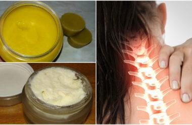 П'ять рецептів ефективної мазі від остеохондрозу, які можна приготувати вдома