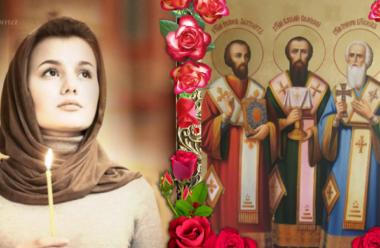 Важлива молитва в день Трьох Святих, яку промовляють 12 лютого.