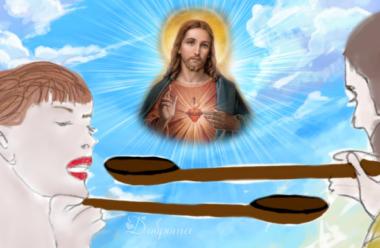 Відповідь Господа, на питання: у чому різниця між Раєм та Пеклом?