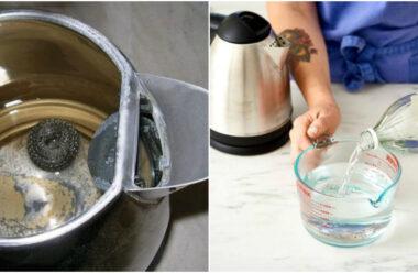 Три дієвих способи почистити чайник від накипу в домашніх умовах